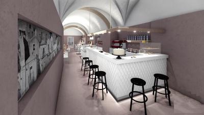 Annunci Cogefim caffetteria ristorante in vendita a Lecce