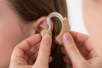 Annunci Cogefim azienda vendita apparecchi acustici con immobile in vendita