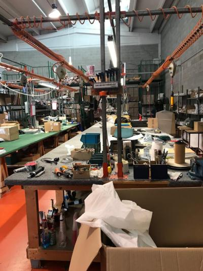 Annunci Cogefim azienda montaggio e assemblaggio vendita in Lombardia
