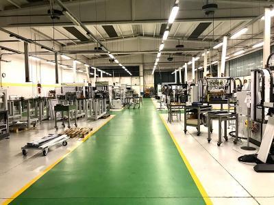 Annunci Cogefim azienda metalmeccanica vendita in provincia di Milano