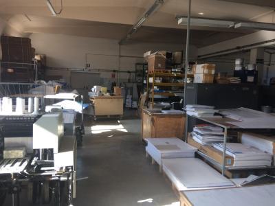 Annunci Cogefim azienda litografica e cartotecnica in vendita in provincia di Bari