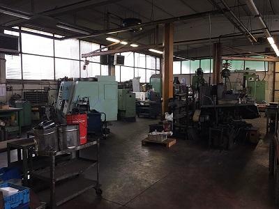 Annunci Cogefim officina meccanica a Varese