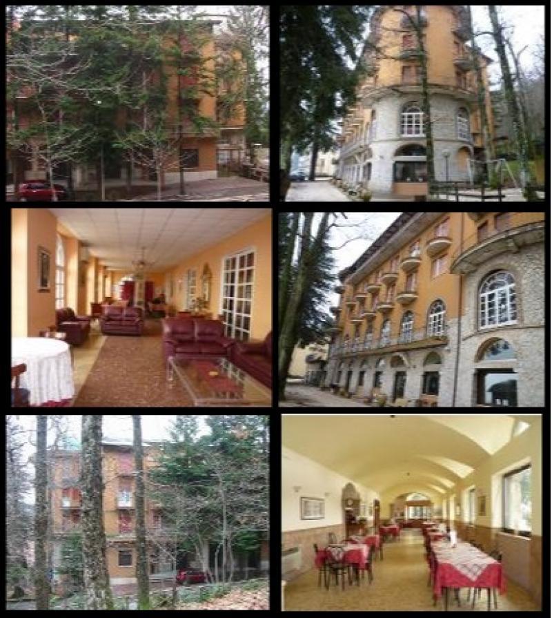 Annunci Cogefim hotel in vendita in provincia di Roma