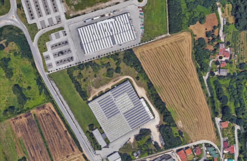 Annunci Cogefim capannone industriale in vendita in provincia di Vicenza